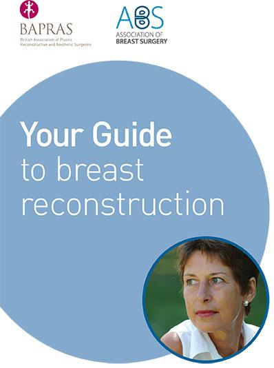 BAPRAS Breast Reconstruction Guide